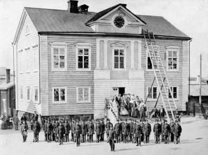 PFb 1279 rådhuset 1865